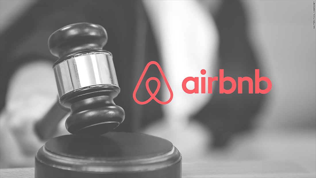 Airbnb has sued its hometown of San Francisco