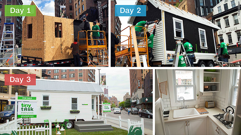 This tiny home in NYC was built in 3 days May 19 2016