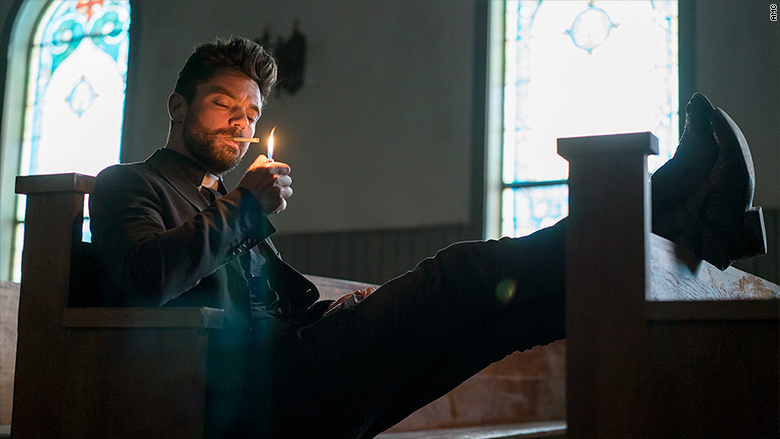 'Walking Dead' is huge. So here come 'Preacher' and 'Outcast' - May. 20, 2016