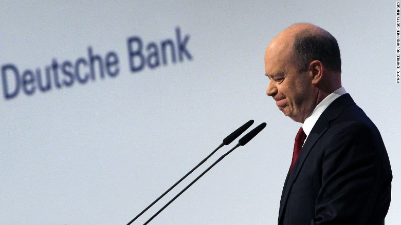 Deutsche Bank chairman