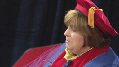Grad speech: What I learned from becoming paralyzed