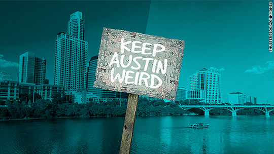 Can Austin still be a tech hub without Uber?
