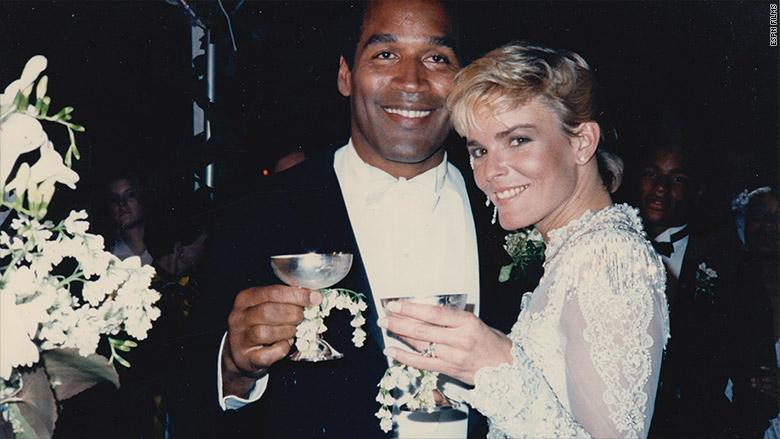 oj simpson documentary wedding