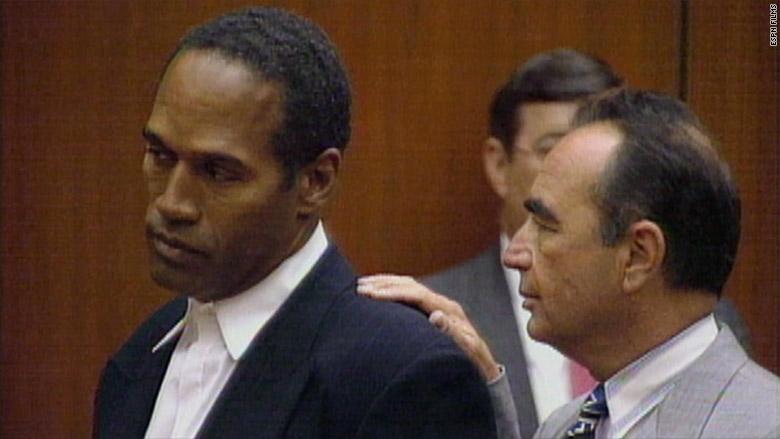 oj simpson documentary courtroom