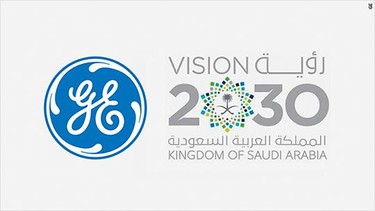 GE is creating over 2,000 new jobs...in Saudi Arabia