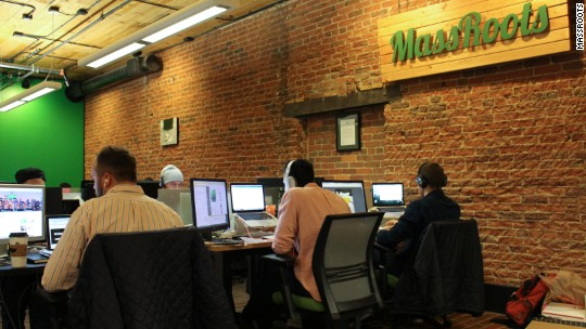 Nasdaq rejects pot startup MassRoots