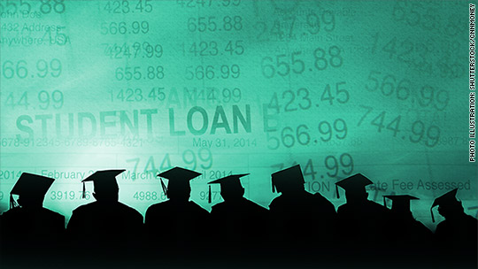 These students account for 35% of loan defaults