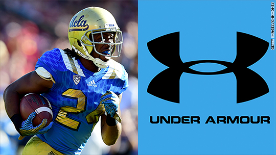 UCLA, Under Armour sign record $280 million deal