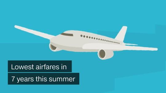 summer airfare