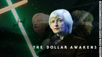 star wars the dollar awakens
