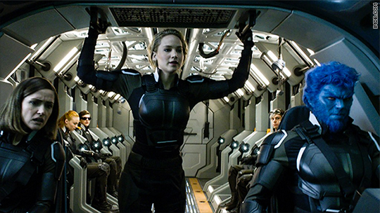 Weighed down by characters, 'X-Men: Apocalypse' doesn't take off