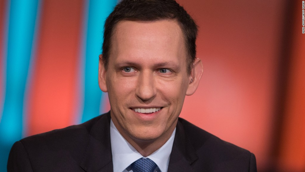 Documents confirm Peter Thiel was given special treatment - Labour