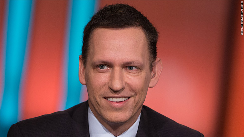 Peter Thiel Wants to Make New Zealand Great Again