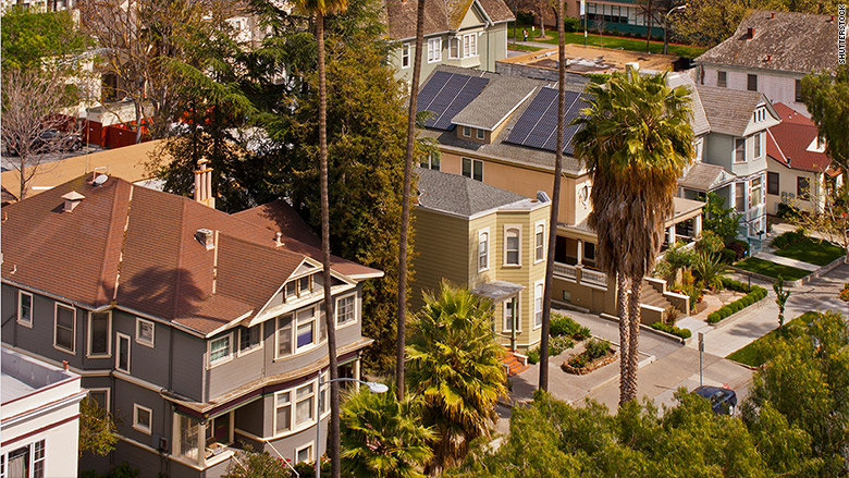 Silicon Valley's middle class is shrinking