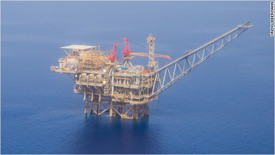 Israel could export natural gas in a few years