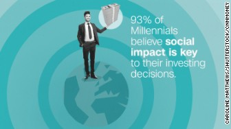 millennial investing social impact