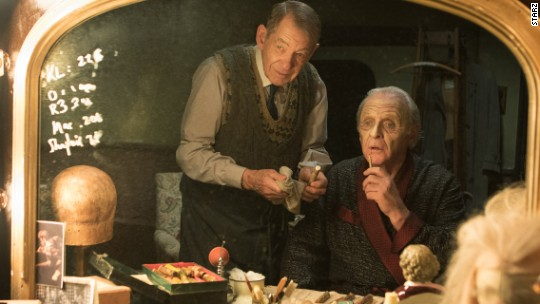 'The Dresser' joins wave of pay TV featuring older talent