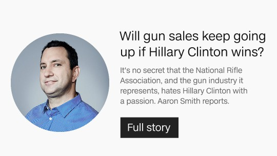 clinton guns