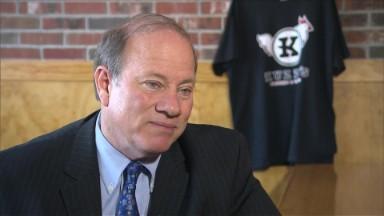 Mayor Mike Duggan: Entrepreneurs are changing Detroit
