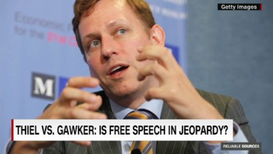 Peter Thiel's secret lawsuits against Gawker