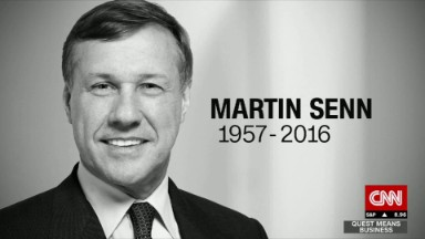 Former Zurich Insurance Group CEO has committed suicide