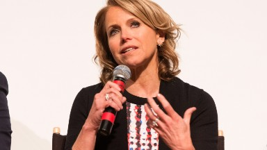 Katie Couric leaving Yahoo