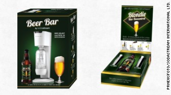 sodastream beer