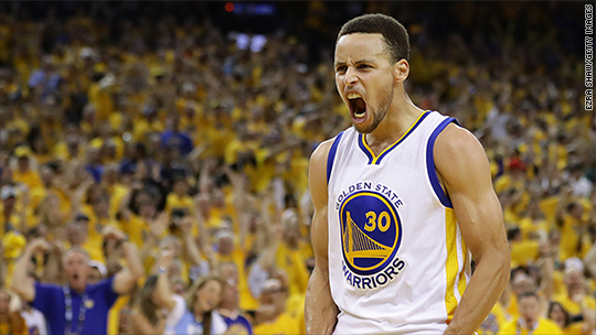 Warriors-Thunder game makes cable ratings history