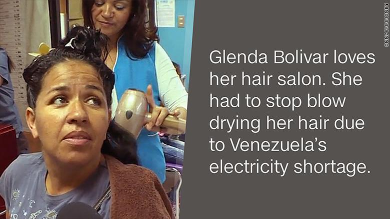 venezuela glenda bolivar