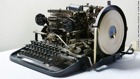 Hitler's coding machine sold on eBay -- for $14