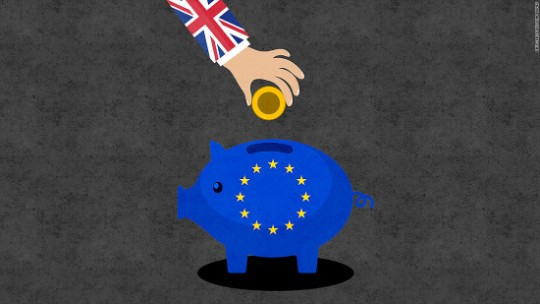 Another broken Brexit promise? U.K. may keep paying into EU budget
