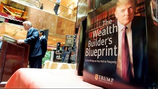 Trump makes $25M Trump U payment