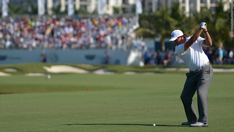 Pga Tour Moves Tournament From Trump Golf Course To Mexico