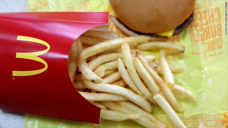 Big McDonald's comeback runs into trouble