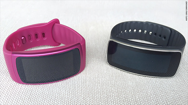 samsung gear fit 1 and 2