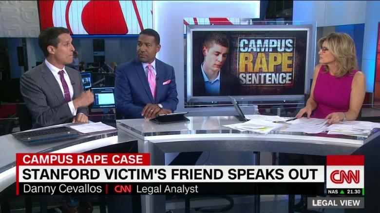 Was Stanford sex assault case sentence legal? - Video ...