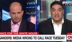Cenk Uygur criticizes coverage of Bernie Sanders
