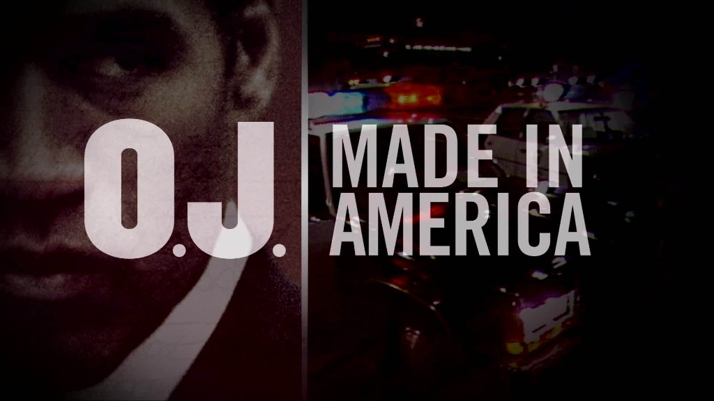 Watch the trailer for 'O.J.: Made in America'