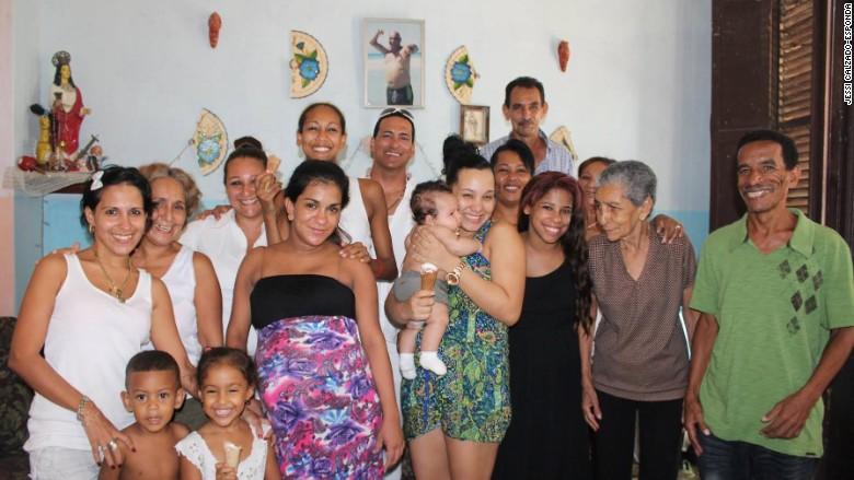 jessi family cuba