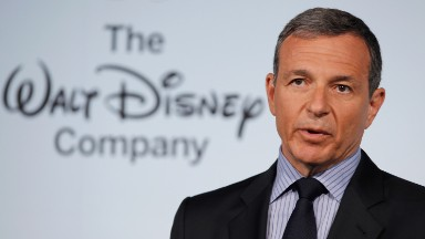 Bob Iger extends contract at Disney