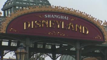 Disney's celebration tempered by Orlando crises
