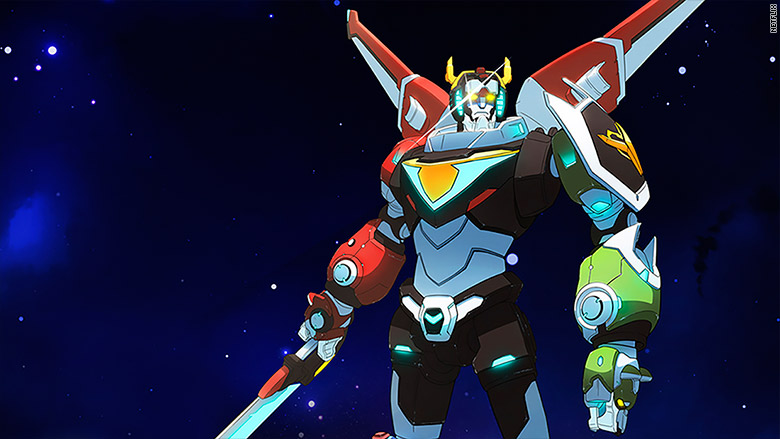 Voltron And Adventures In Babysitting Revived