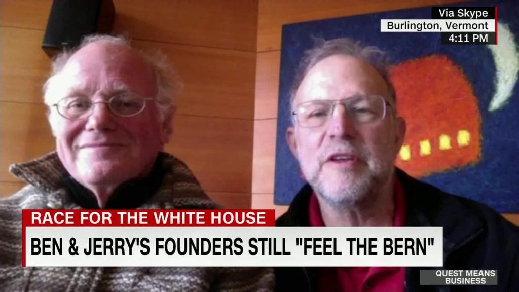 Ben & Jerry's banana split: Hillary or Bernie?
