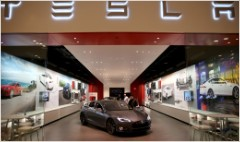 Tesla is worth more than Ford -- and GM is in sight