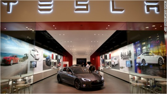 Tesla releases cheaper version of Model S