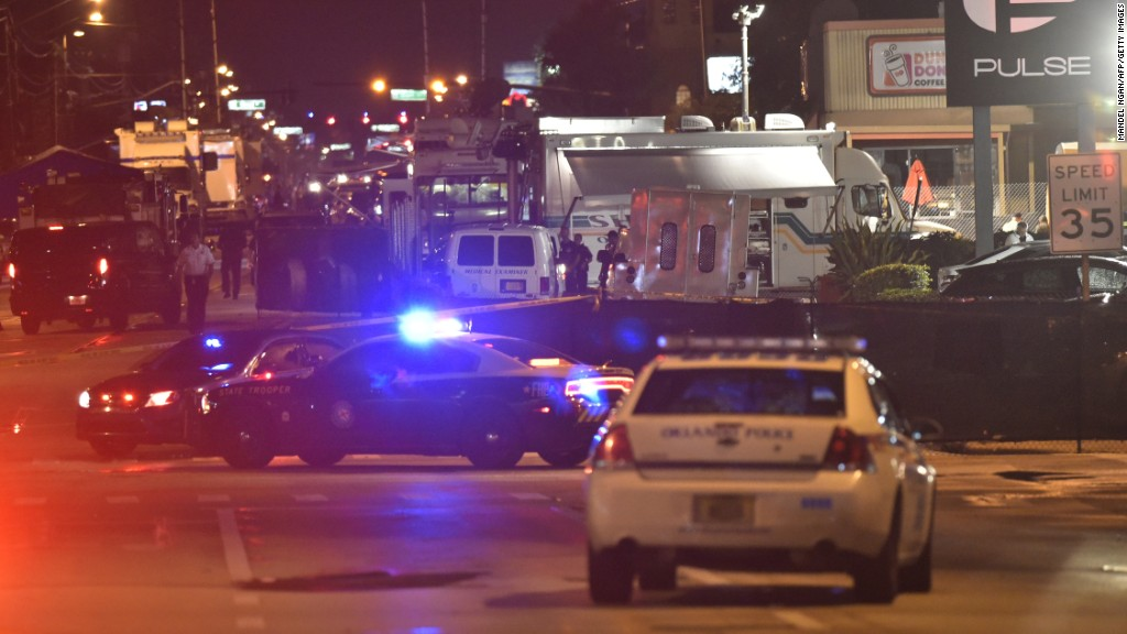 How the Orlando nightclub shooting unfolded
