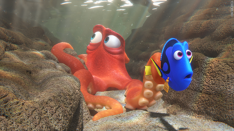 finding dory 3