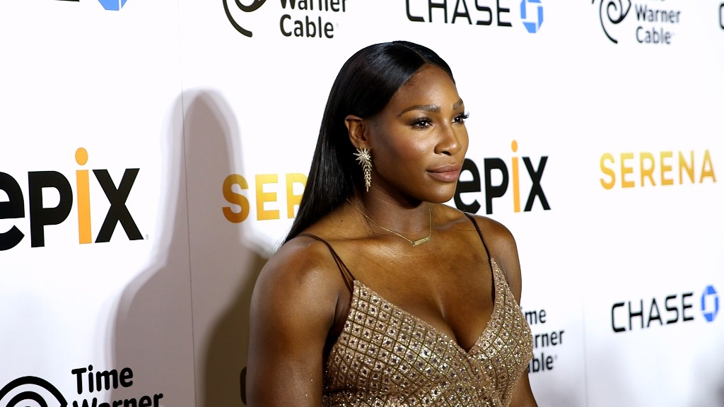 Serena Williams: 'I like to let my racket do the talking'