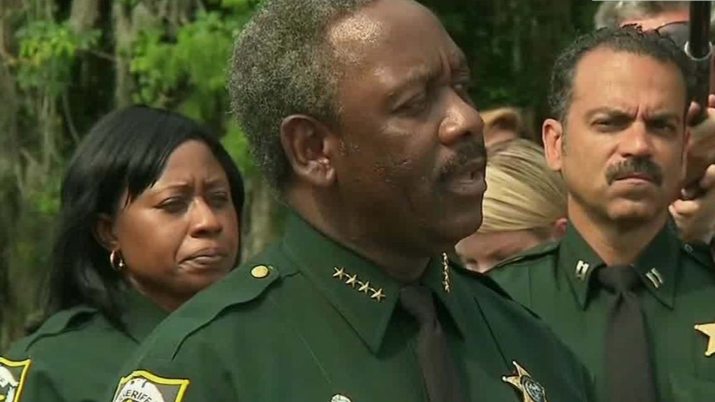 Sheriff: Body of child found after Disney gator attack