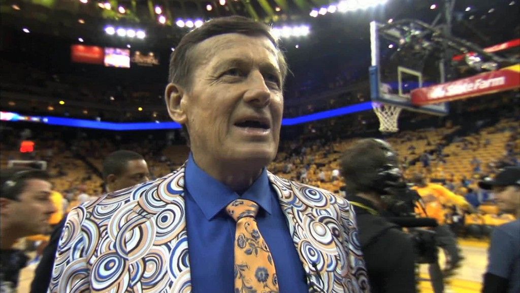 Craig Sager: Games are a 'great diversion' from cancer